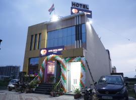 HOTEL ROYAL ORBIT, hotel in Neemrana
