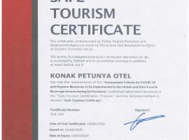 Petunya Konak Boutique Hotel, hotel in Marmaris