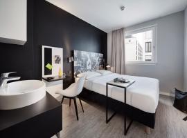 LÉGÈRE EXPRESS Bielefeld, отель типа «постель и завтрак» в Билефельде