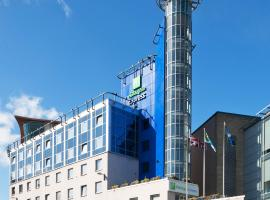 Holiday Inn Express - Glasgow - City Ctr Theatreland, an IHG hotel, отель в Глазго