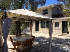 Villa Antonis, hotel a Lákka