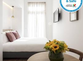 Lisbon Serviced Apartments - Chiado Emenda, hotel conveniente a Lisbona