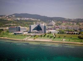 Kolin Hotel, отель рядом с аэропортом Canakkale Airport - CKZ