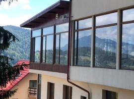 Genco Hotel Mountain View, hotel din Predeal