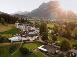 IMLAUER Hotel Schloss Pichlarn, Hotel in Aigen im Ennstal