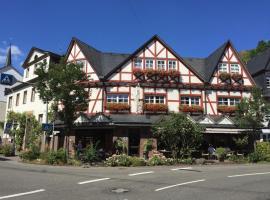 Hotel Garni Maaß, Hotel in der Nähe von: Burg Rheinfels, Braubach