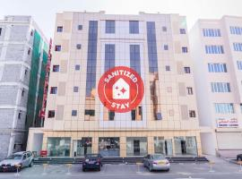 OYO 106 Muscat Grand Hotel Apartment, hotel in Seeb