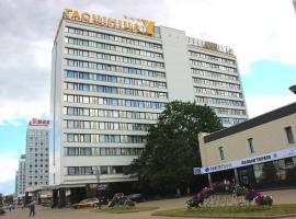 Hotel Yubileiny, hotel in Minsk