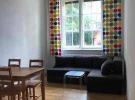Przytulny Apartament w samym centrum Gdańska, leilighet i Gdańsk