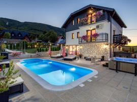 Guest House Plitvice Hills, hotel u Korenici