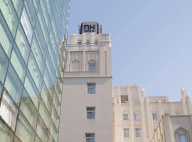 NH City Buenos Aires, hotel cerca de Estación 9 de Julio, Buenos Aires