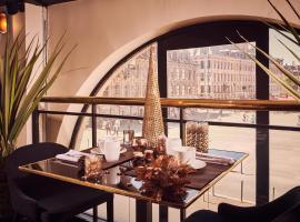 Hotel Carlton, hotel in Lille