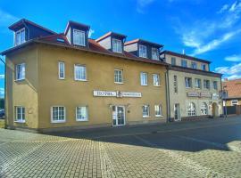 Wehrstedter Hof, Hotel in Halberstadt