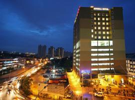 Cairnhill Hotel Kuala Lumpur, hotel in Kuala Lumpur