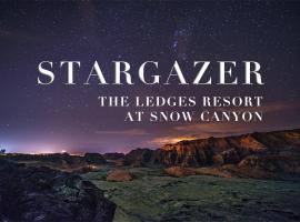 Stargazer, golf hotel in St. George