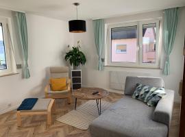 Ferienwohnung Fridolin, apartment in Bad Staffelstein