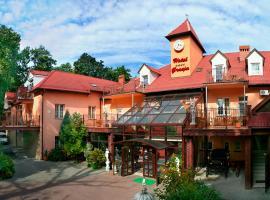 Hotel Gracja, hotel in Gorzów Wielkopolski