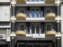 Pietra Mare Suites, hotel in Patra
