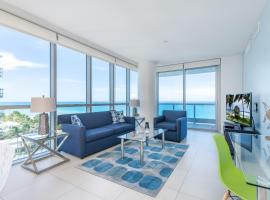 Global Luxury Suites at Monte Carlo, vacation rental in Miami Beach