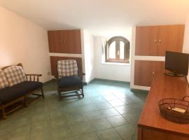 Apartment with 2 bedrooms in Maratea with wonderful sea view 2 km from the beach, apartment in Maratea