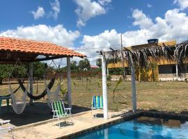 Pousada Mar das Gaivotas, hotel with pools in Barra Grande