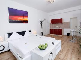 Genova Hotels Design Apart, Ferienwohnung mit Hotelservice in Düsseldorf