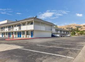 Motel 6-Fremont, CA - South, hotel in Fremont