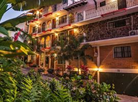 ZonaZ Boutique Hotel, hotel en Puerto Vallarta