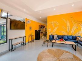 Homestay Vườn Pháp II, family hotel in Buon Ma Thuot