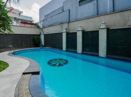 ARCS House Menteng by Jambuluwuk, homestay di Jakarta