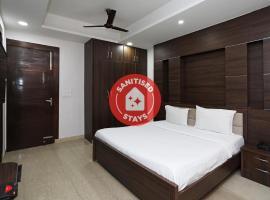SPOT ON 75149 Hotel Indra, hotel near Lal Bahadur Shastri International Airport - VNS, Varanasi