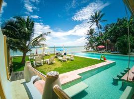 Le Divine Comedie Beach Resort, hotel i Baan Tai