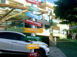 Residencial Caminho das Praias, hotel near Retreat of the Priests Beach, Bombinhas