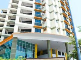 Marina Heights Resort Apartment II, hotel in Lumut