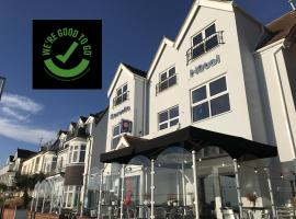 Camelia Hotel, hotel near Southend Central Library, Southend-on-Sea