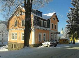 Jako doma, hotel poblíž významného místa Špičák II - Dětský vlek, Albrechtice v Jizerských horách