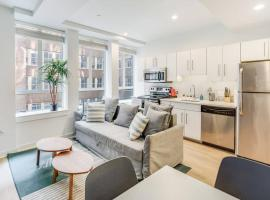 Cozy & Bright Entire 1BR In City Center, apartment in Philadelphia