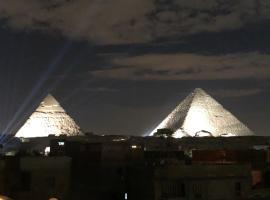 Grand pyramids view hotel, готель у Каїрі