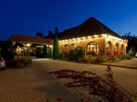 Landhotel Zur Schmiede, Hotel in Göhren-Lebbin