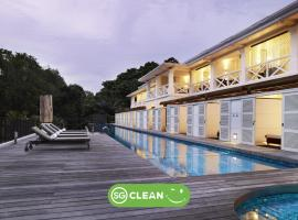 Amara Sanctuary Resort Sentosa (SG Clean, Staycation Approved), spa hotel in Singapore