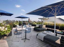 OBERDECK Studio Apartments, Ferienwohnung mit Hotelservice in Hamburg