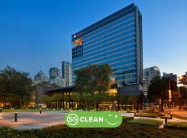 Ramada by Wyndham Singapore at Zhongshan Park (SG Clean), hotel v Singapure