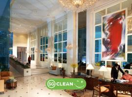 Shangri-La Apartments (SG Clean, Staycation Approved), hotel in Singapore