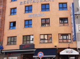 Hotel Merino, hotel in Pas de la Casa
