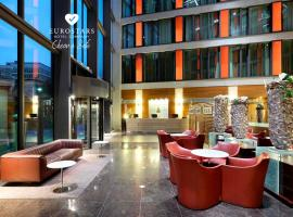 Eurostars Berlin, luxury hotel in Berlin