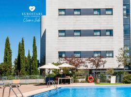 Exe Madrid Norte, hotel with pools in Madrid