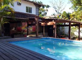 Che Lagarto Paraty, hotel in Paraty