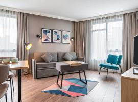 Aparthotel Adagio Paris Nation, hotel near Michel Bizot Metro Station, Paris