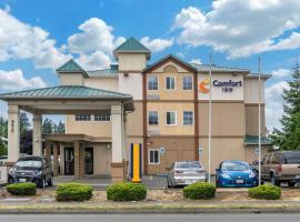 Comfort Inn Tacoma, hotel in Tacoma