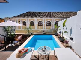 Sweet Sevilla Suites, hotel din Sevilia